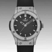 ウブロ 時計 クラシック フュージョン ジルコニウム パヴェ 542.ZX.1170.RX.1704 ブランド コピー 激安