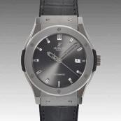 ウブロ スーパーコピー 時計クラシック フュージョン ジルコニウム シルバーストーン 542.ZX.7070.LR