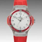 ウブロ スーパーコピー ビッグバン トゥッティフルッティ レッド 361.SR.6010.LR.1913 女性 時計 ブランド