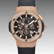 ウブロ スーパーコピー ビッグバン アエロバン ゴールド ダイヤモンド 311.PX.1180.RX.1104 時計