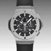 ウブロ スーパーコピー ビッグバン アエロバン スチール 311.SX.1170.RX 腕時計 メンズ 人気