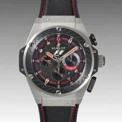 ウブロ 腕時計 人気 キングパワーF1 703.ZM.1123. NR.FM010
