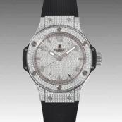 ウブロ スーパーコピー ビッグバン38 スティール 361.SX.9010.RX.1704 レディース 腕時計
