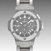 ウブロ コピー時計 ビッグバン アールグレイダイヤモンド 301.ST.5020.ST.1104