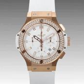 ウブロ コピー時計 ビッグバン エボリューション ゴールドダイヤモンド 301.PE.2180.RW.1104