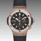 ウブロ コピー時計 ビッグバン エボリューション ゴールドダイヤモンド 301.PX.1180.RX.1104