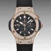 ウブロ コピー時計 ビッグバン エボリューション ゴールドダイヤモンド 301.PX.1180.RX.17