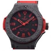 ウブロコピー ビッグバン キング オールブラックレッド 限定品 322.CI.1130.GR.ABR10 腕時計 おすすめ