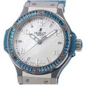 ウブロ スーパーコピー ビッグバン トゥッティフルッティ ブルー 361.SL.6010.LR.1907 女性 時計 ブランド
