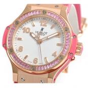 ウブロコピー ビッグバン トゥッティフルッティ361.PP.2010.LR.1933 レディース 腕時計