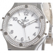 ウブロコピー ビッグバン スチール ホワイトダイヤモンド361.SE.2010.SE.1104