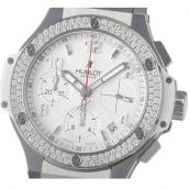 ウブロコピー ビッグバン スチール ホワイトダイヤモンド342.SE.230.RW.114 時計 通販