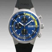ブランドIWC時計スーパーコピー アクアタイマー クロノグラフ クストーダイバーズ IW378203