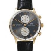 ブランド IWC時計スーパーコピー ポルトギーゼ クロノグラフ ジャッキーチェン Ref.IW371433