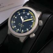 IWC時計スーパーコピー アクアタイマー チタン オートマティック 黒 IW353804