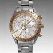 オメガ時計スーパーコピー ブランドコピー スピードマスターオートマチックデイト 323.21.40.40.02.001