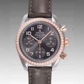 オメガ時計スーパーコピー ブランドコピー スピードマスター オートマチック 324.28.38.40.06.001