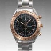 オメガ時計スーパーコピー ブランドコピー スピードマスタートリプルカレンダー 323.21.40.44.01.001