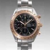 オメガ時計スーパーコピー ブランドコピー スピードマスターオートマチックデイト 323.21.40.40.01.001