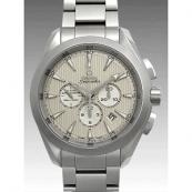 オメガ 時計 腕時計スーパーコピー シーマスタークロノコーアクシャルアクアテラクロノメーター 231.10.44.50.09.001