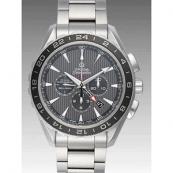 オメガ 時計 腕時計スーパーコピー シーマスターアクアテラGMT クロノグラフ 231.10.44.52.06.001