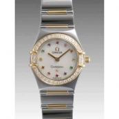 オメガ時計スーパーコピー ブランドコピーコンステレーションミニアイリス 1365-79