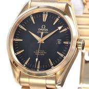 ブランド時計オメガ 人気 シーマスター コーアクシャル アクアテラ 2102-50