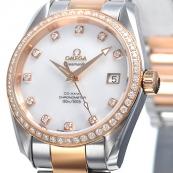 ブランド時計オメガ 人気 シーマスター コーアクシャル アクアテラ 2309-75