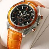 ブランド オメガ 腕時計スーパーコピー通販 シーマスター プラネットオーシャンクロノ 2918-5038