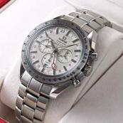 ブランド オメガ 腕時計スーパーコピー通販 スピードマスター ブロードアロー コーアクシャル GMT 3581-30