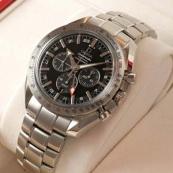 ブランド オメガ 腕時計スーパーコピー通販 スピードマスター コーアクシャルGMT 3581-50