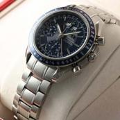 ブランド オメガ 腕時計スーパーコピー通販 スピースピードマスター デイデイト トリプルカレンダー 3222-80