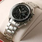 ブランド オメガ 腕時計スーパーコピー通販 スピースピードマスター デイデイト トリプルカレンダー 3220-50