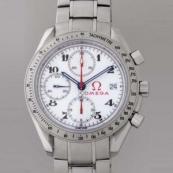 オメガ コピー スピードマスター オリンピックエディション ホワイト 323.10.40.40.04.001