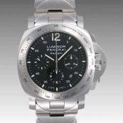 パネライ(PANERAI) ルミノールスーパー時計スーパーコピークロノ デイライト PAM00236