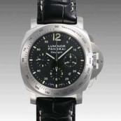 パネライ(PANERAI) ルミノールスーパー時計スーパーコピークロノ デイライト PAM00250