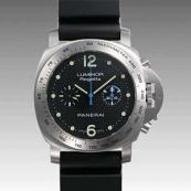 パネライ(PANERAI) ルミノールスーパー時計スーパーコピークロノ レガッタ2008 PAM00308