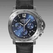 パネライ(PANERAI) ルミノールスーパー時計スーパーコピークロノ デイライト PAM00326