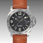 パネライ(PANERAI) ルミノールスーパー時計スーパーコピーGMT PAM00029
