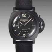 パネライ(PANERAI) ルミノールスーパー時計スーパーコピー1950 10デイズ GMT PAM00335