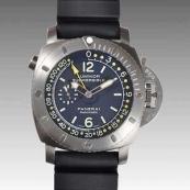 パネライ(PANERAI) ルミノールスーパー時計スーパーコピー1950 サブマーシブル デプスゲージ PAM00307