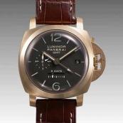 パネライ(PANERAI) コピー時計 ルミノール 1950 8デイズ GMT PAM00289