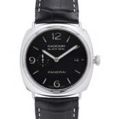 パネライ(PANERAI) コピー時計 ラジオミールブラックシール 3デイズオートマチック45㎜ PAM00388