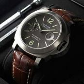 PANERAIパネライ ルミノールスーパー時計スーパーコピーマリーナ チタン オートマチック PAM00240