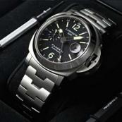 PANERAIパネライ ルミノールスーパー時計スーパーコピーGMT PAM00297