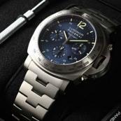 PANERAIパネライ ルミノールスーパー時計スーパーコピー1950 3デイズGMTパワーリザーブ PAM00321
