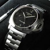 PANERAIパネライ ルミノールスーパー時計スーパーコピー1950マリーナ3デイズGMT PAM00329