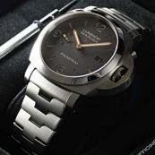 PANERAIパネライ ルミノールスーパー時計スーパーコピーマリーナ1950 3デイズ チタン PAM00352
