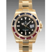 ロレックス 時計 GMTマスターII 116748SARU