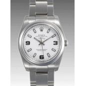 ロレックス 時計 エアキング 114200 機械 34MM